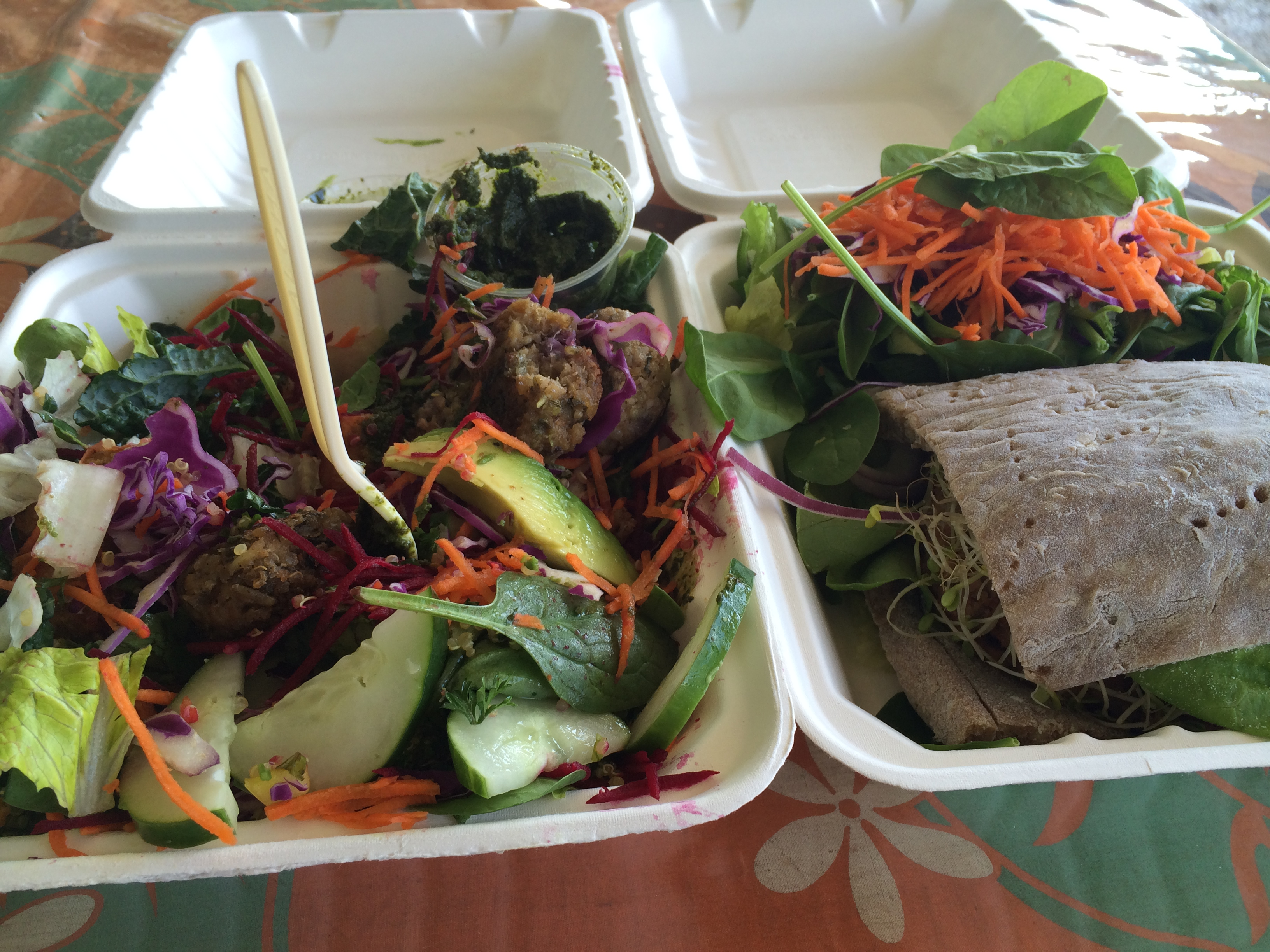 Kale's Ono Plates for the Soul